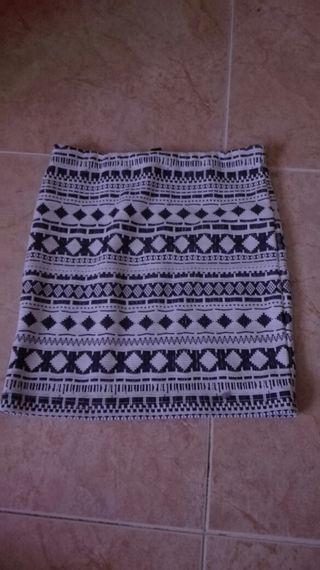 falda de niña