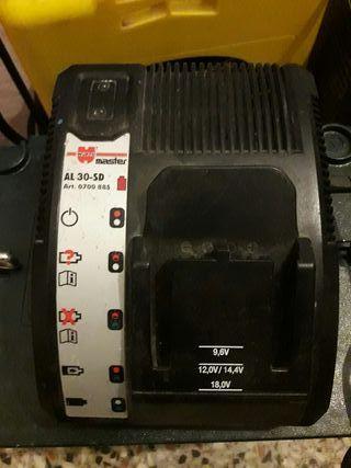 cargador de taladro de 18v wurth