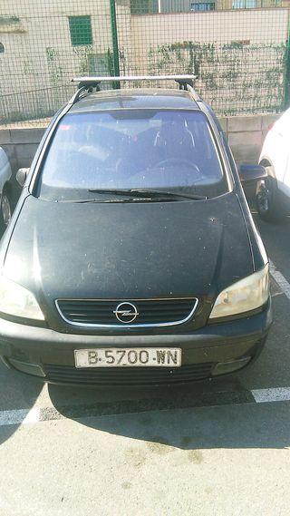 Opel Zafira Tourer 2002