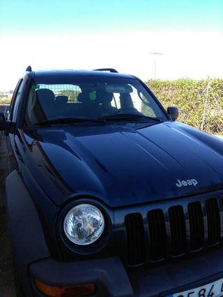 jeep cherokee crd 2.5