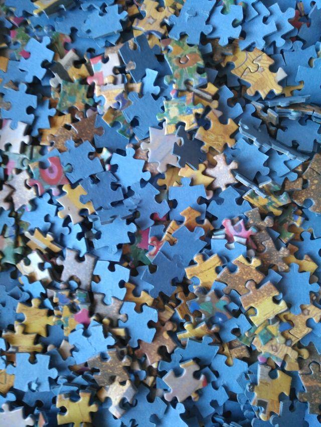 Puzzle 1000 peces