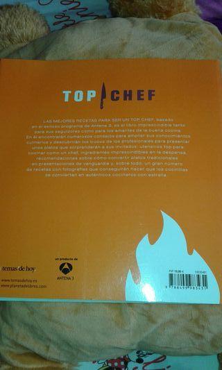 libro top chef