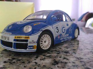 Coche de juguete volkswagen beetle cup