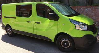 Renault Trafic Larga combi 2015