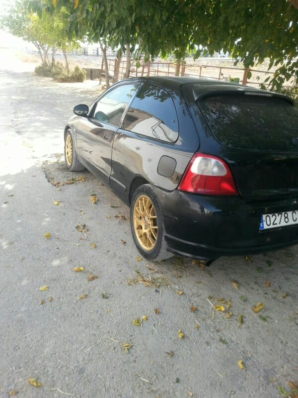 Rover MG ZR 2004