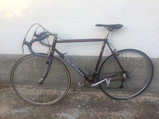 Bicicleta carretera antigua bh
