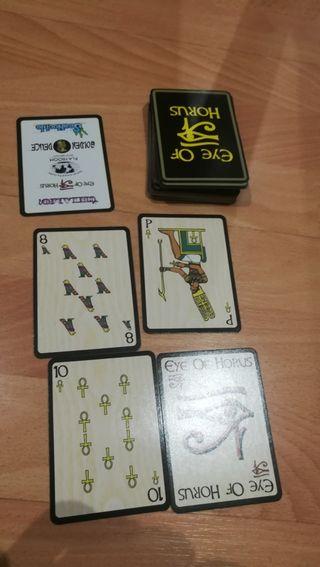 Ojo de Horus (juego de cartas) Juego de Mesa