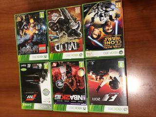 Juegos de la Xbox