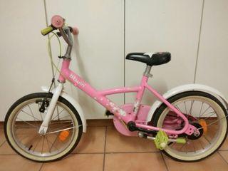 Bicicleta Niña / Bicicleta nena