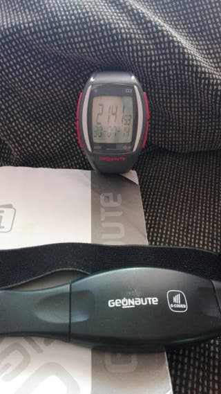 Reloj pulsómetro