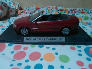 Maqueta Audi A4 Cabriolet 2004