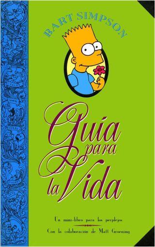 Guia para la vida Bart Simpson
