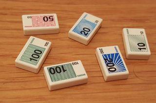 playmobil dinero