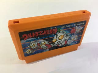 Cartucho original Famicom nintendo ultraman club 3