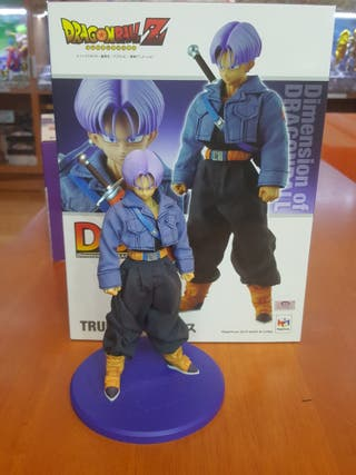 MEGAHOUSE TRUNKS DOD DIMENSION OF DRAGON BALL