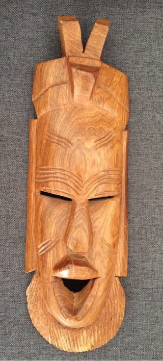 Máscaras rituales africanas