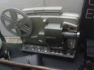 proyector de cine antiguo