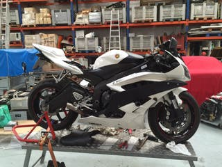 Yamaha R6 2007