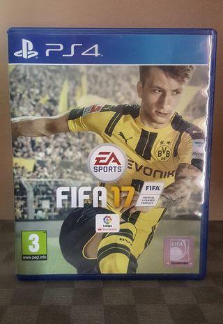 Juego PS4 - FIFA 17