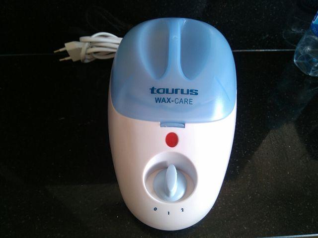 Calentador de cera con termostato