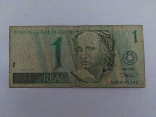 billete de brasil