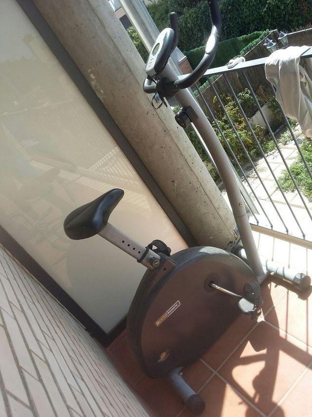 bici estatica y para abdominales variados