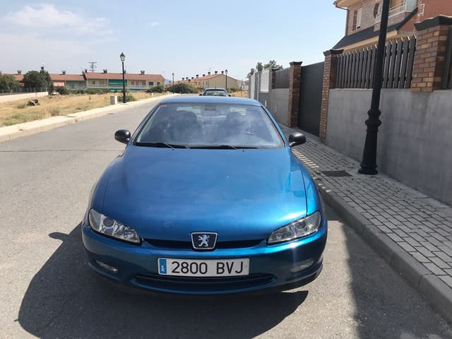 peugeot 406 coupe