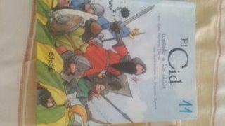 Libro lectura EL CID ISBN 9788423690664