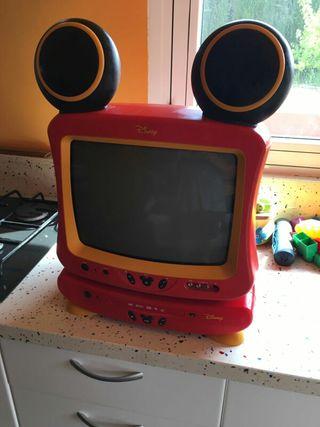 television Mickey