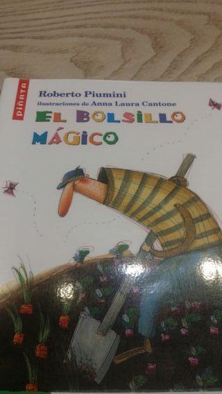 Libro lectura EL BOLSILLO MÁGICO ISBN 978843168539