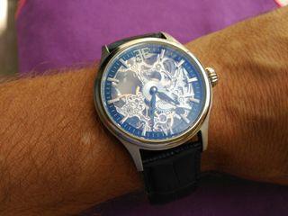 Reloj Skeleton