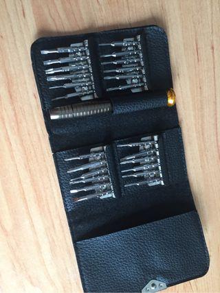 Set herramientas reparacion