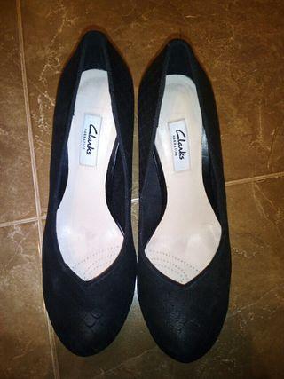 Zapatos mujer clarks