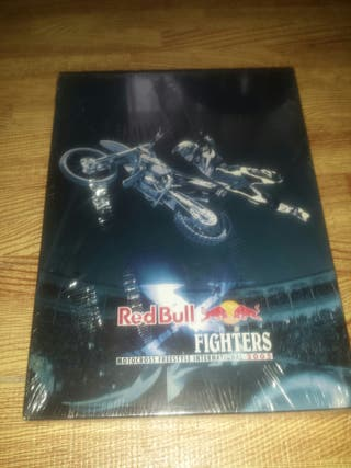 DVD Red Bull X-Fighters año 2005 y 2006