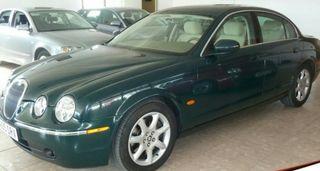 Jaguar S-Type 2.7D v6 classic 2005