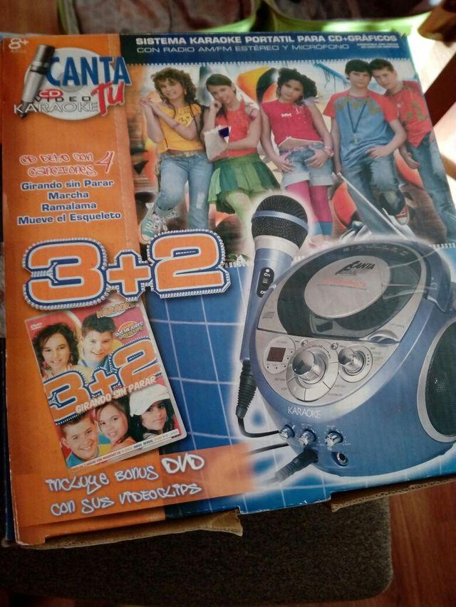 karaoke 3+2