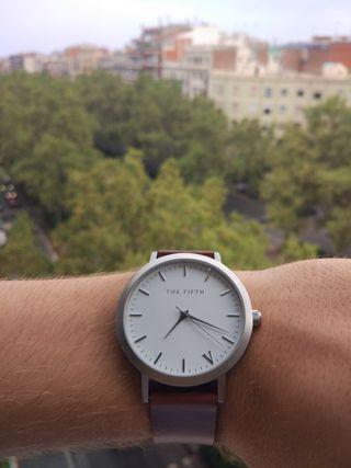 Reloj The Fifth, Melbourne Minimal