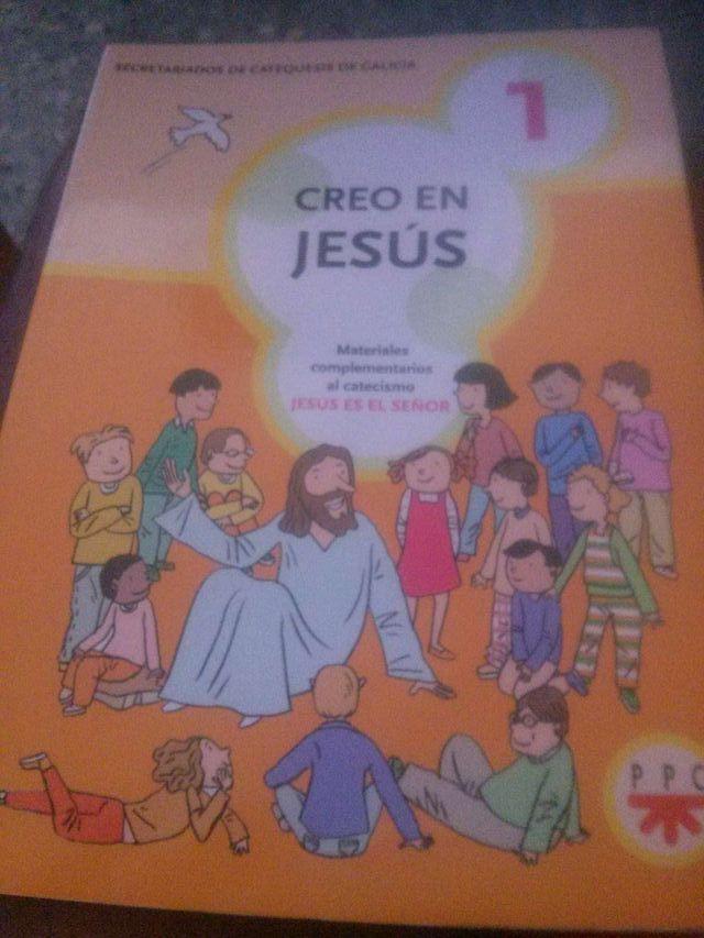 Libro de catequesis