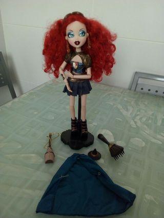 muñeca bruja