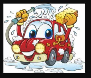 Limpieza de coches