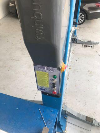 Motor elevador a ESTRENAR