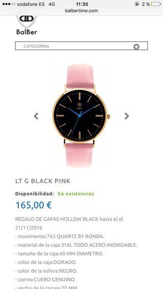 Reloj Balber Time