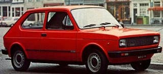 SEAT 127 CL