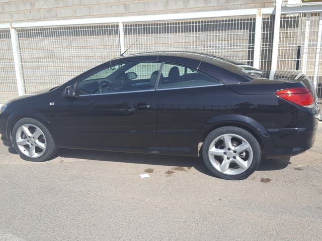 Opel Astra Twintop 2007