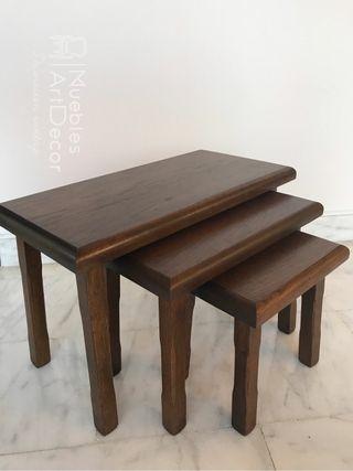 Mesas de pie