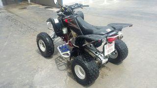 Quad suzuki lt 400