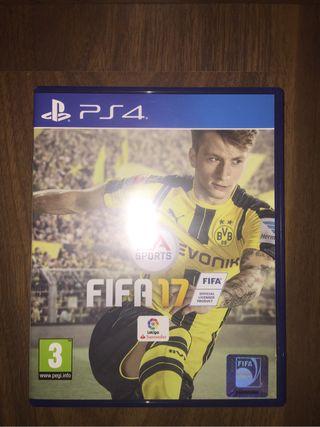 Fifa 17 ps4 disco