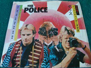 """THE POLICE.- SINGLE VINILO 7"""" IMPORTACIÓN."""