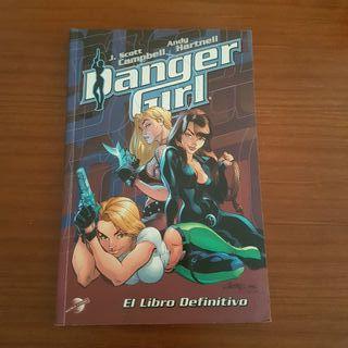 Danger Girl el libro definitivo