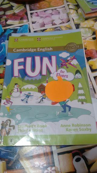 Cambridge english fun for flver 9781107444836